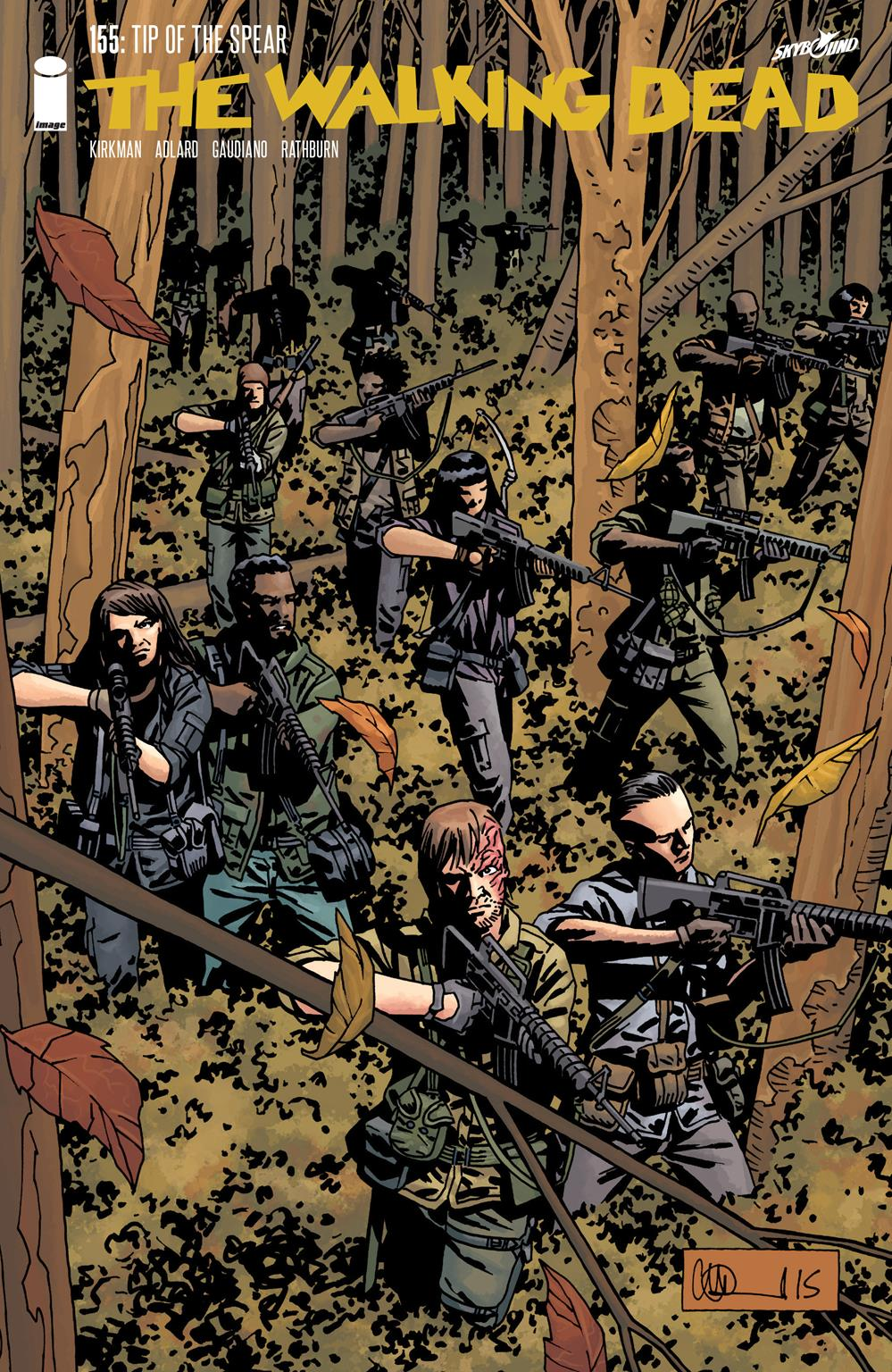 Walking dead pdf the portugues quadrinhos