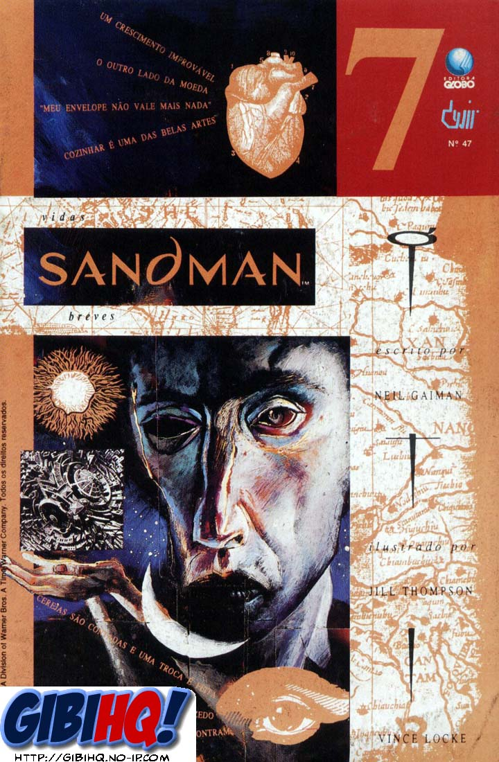 neil gaiman sandman essay The paperback of the the view from the cheap seats: selected nonfiction by neil neil gaiman is the children's books – he has a phenomenal essay in.