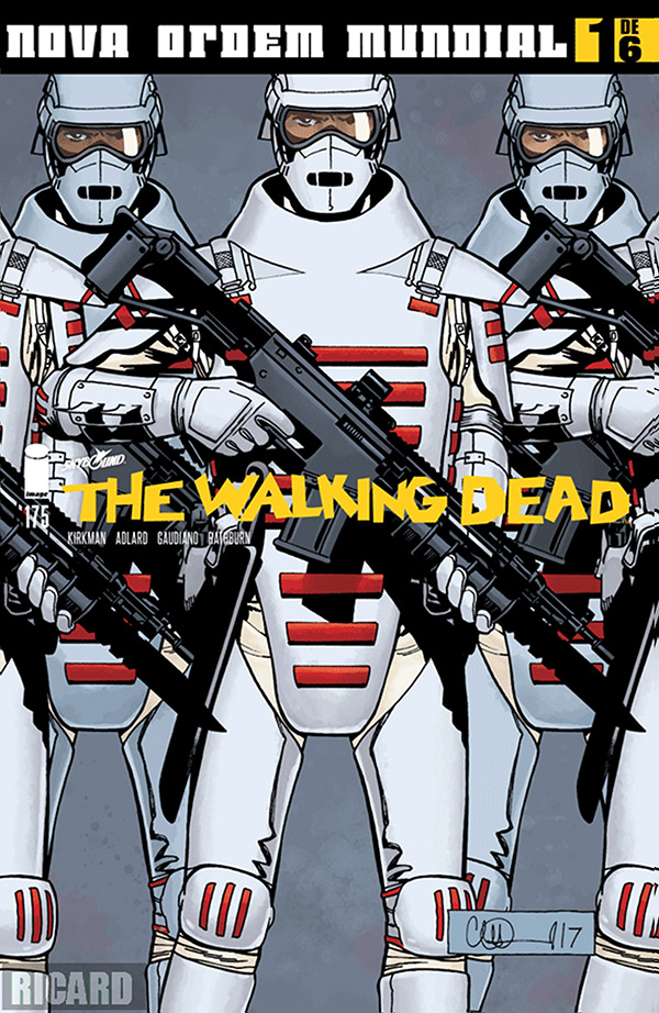 Walking pdf quadrinhos the dead